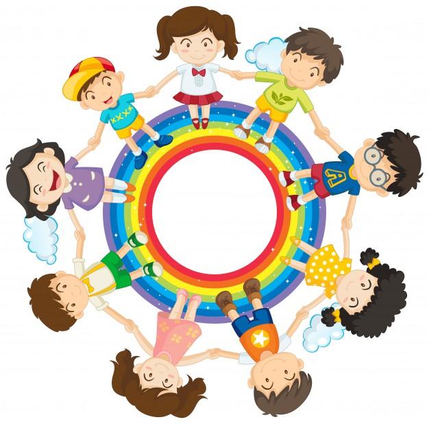 Viernes 27 de Abril «Día de la Convivencia Escolar» – El Arca de los Niños